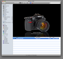 Nikon D300 512x512 icon by maximusgratus