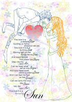 Jarida - This Love It Is a Burning Sun by Nami15