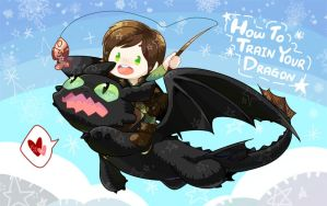 Httyd by shiron2611