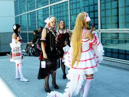 Chobits at the Expo by vifetoile
