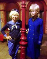 Cos : Norway and Sweden by Indonesia-tan