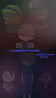 A Second Hero's Nuzlocke Cover by Dustyfootwarrior