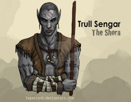 Trull Sengar: The Shorn by YapAttack