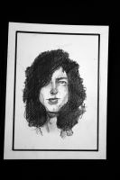 Jimmy Page by JaimeMArtist