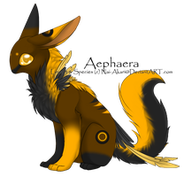 Halloween Adopt (Aephera) .:OPEN:. by SkrileXAdops