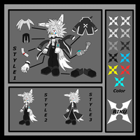 :Reference: Riku Wyser Chronos by Xx-LordVincent-xX