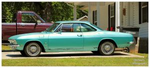 A Chevy Corvair by TheMan268