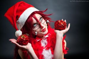 Xmas Grell 2013 by shua-cosplay