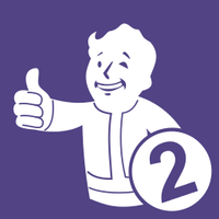 Fallout 2 Vault Boy Metro Style Icon by LonMcGregor