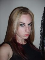 ..Face with new hair 6.. by Bloody-Kisses-STOCK