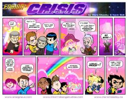Ensign Cubed Crisis of Infinite Sues 45 by kevinbolk