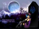 Darkness Awaits you by Dartzia