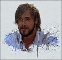 Ryan Gosling - The Notebook by SuperFFC