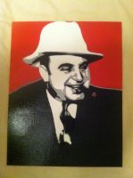 Capone by RealKaBoomArt