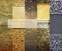 Textures#05 Collect By Whitney by Kmhwhitney