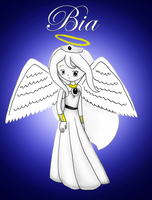 Lilium Angels: Guardian Bia by Rose-Angel-Fifi-SPM