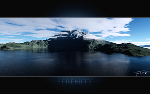Serenity by IArtifexI