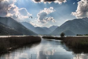 Achensee by wadelli