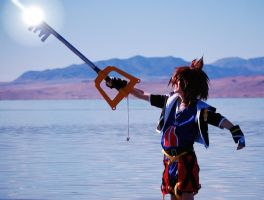 Unlocking Kingdom Hearts by Mciff-Cosplay