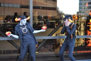 Tavros' at AUSA, Day 1 by C4Pottery
