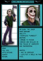 The Joker by Bardsville