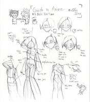 Character Designing 1 by MonkeydanceGuy