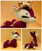 Gift Kitsune by FollyLolly