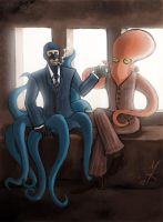 Meet the Spy.. wait what.. by Uniformshark