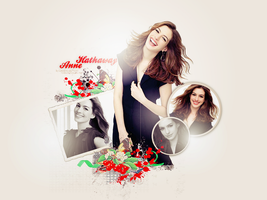 have fun with Anne Hathaway by LemiDovatoTeam