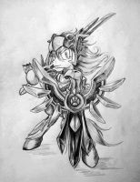 League of Ponies: Leona by Discommunicator