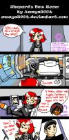 Shepard's New Room by Amaya3004