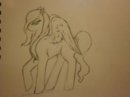 Silver Flutter by Kiddy4ever
