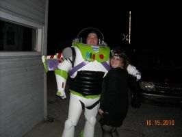 Another Buzz Lightyear pic by chilicheeseburger