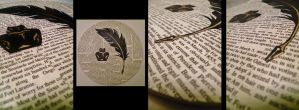 Inkwell on Words by Graphospasm