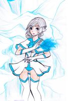 Nadia - Arctic Ice by Melody-in-the-Air