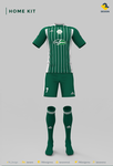 Raja Club Athletic(RCA), Adidas Football Kit 2014 by TRIO-3