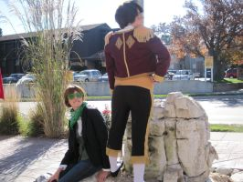 APH - Cosplay - Dat Ass by Maru-sha