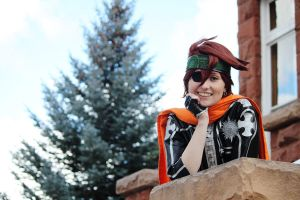 D. Gray-man - Smile by SuperWeaselPrincess