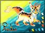 Preston the Nekoi - Refsheet by StanHoneyThief