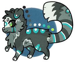 Chibi creature Auction - closed by ll-rose-lladopts