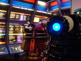 Dalek Command by VortexVisuals