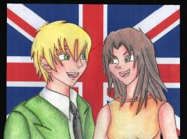 Arthur_and_Elvina by strawberry555