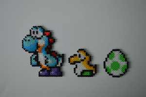 The Life Cycle of a Yoshi by MegaSparkster