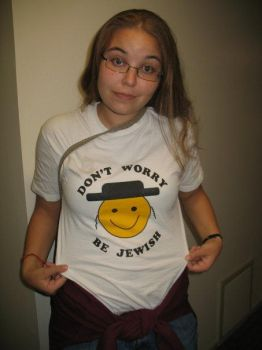 'Don't Worry, Be Jewish' by Amitzah