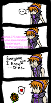 comic 001 - Everything- TWEWY by Crinkle-Cuts