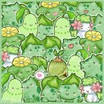 Flower Power Pokemon by PeterPan-Syndrome