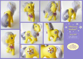 MLP Princess Starbust by vanessasan