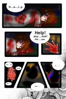 Amnesia page 2 by AngelicReaper21