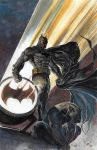 Batman on Gargoyle by ardian-syaf