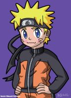 Naruto by BillCorbett